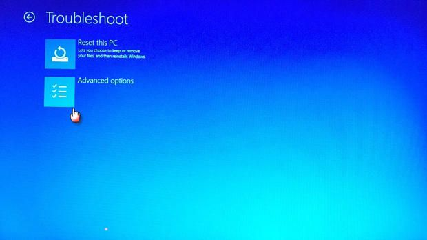 revive your windows 10 installation figure G